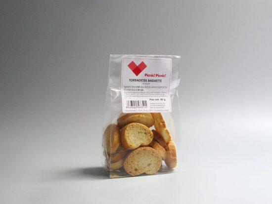 Tostaditas artesanas baguette